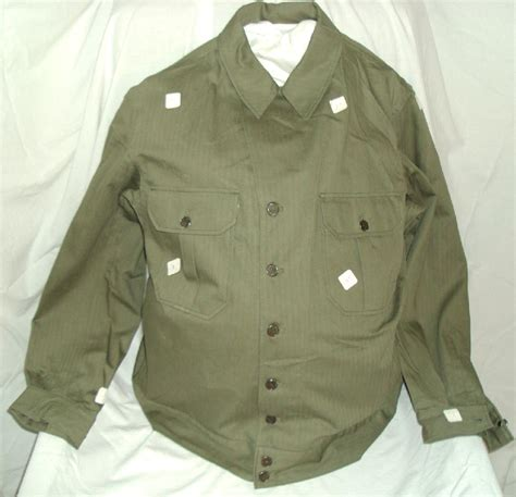 1st pattern hbt shirt the abcs of collecting wwii army issued hbt clothing