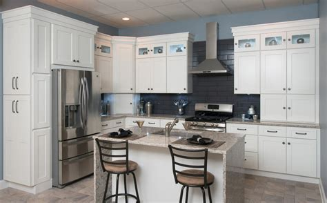 white and kitchen cabinets frosted white shaker kitchen cabinets rta cabinet store