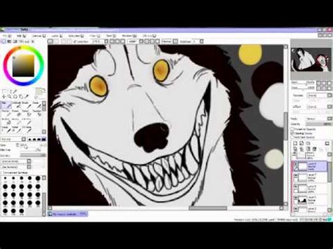 paint tool sai jeff the killer speedpaint paint tool sai jeff the killer funnycat tv