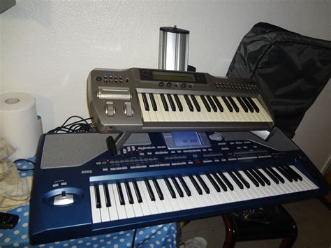 Keyboard Korg Pa Series korg pa800 image 448115 audiofanzine