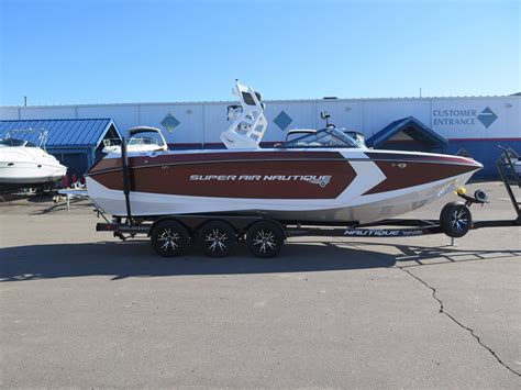 super air nautique used boats 2017 nautique super air nautique g25 power new and used