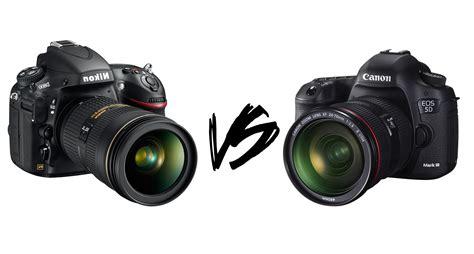 canon vs nikon nikon d600 vs canon 6d review harbor