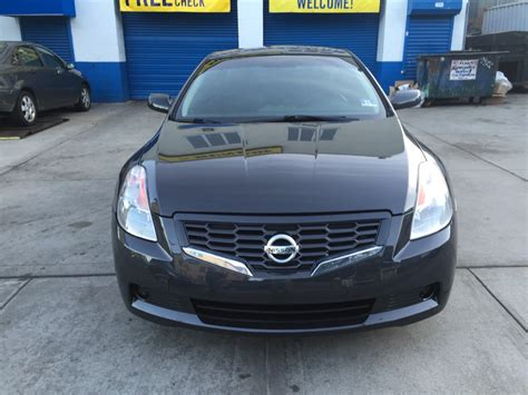 nissan altima 2 5 s coupe for sale used 2009 nissan altima 2 5 s coupe 6 590 00