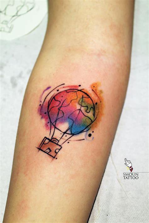 travel themed tattoos 63 crazily stylish travel tattoos ideas to inspire the