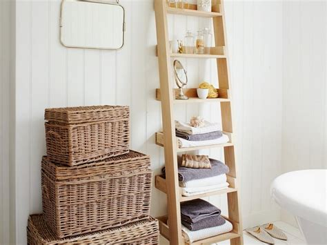 ladder shelf bathroom bathroom ladder shelf home design ideas