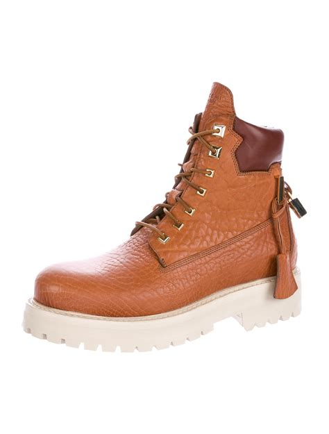 website for shoes buscemi site leather boots shoes bsi20444 the realreal