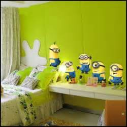 Interior design choosing minion room d 233 cor for your child s bedroom