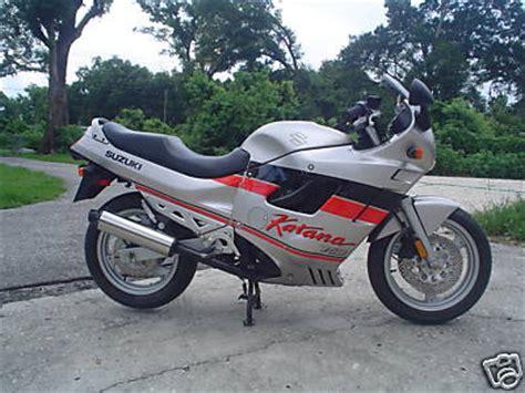 89 Suzuki Katana 600 Suzuki Gsx Katana For Sale Only 3000 Barely Broken