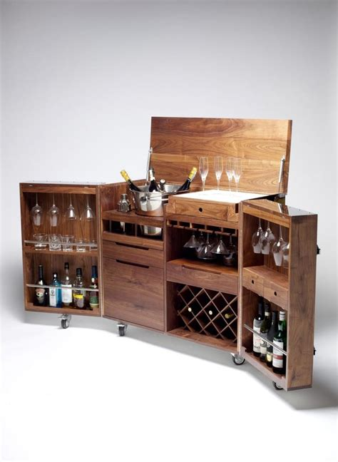 25 mini home bar and portable bar designs offering best 25 portable bar ideas on pinterest portable home