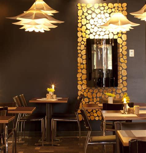 wooden decor for restaurant charmingly restaurant design ideas and layout