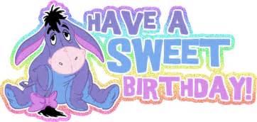 Eeyore Birthday Happy Birthday Eeyore Eeyore Birthdays