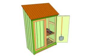 sally guide to get lean to tool shed plans