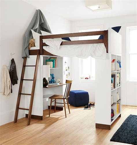 Room And Board Bunk Bed Space Saving Bunk Loft Beds
