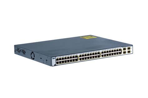 Switch Cisco 3750 ws c3750 24ps s ws c3750 48ps s cisco catalyst 3750 poe