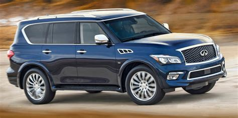 infiniti qx80 price 2016 infiniti qx80 pricing and specifications