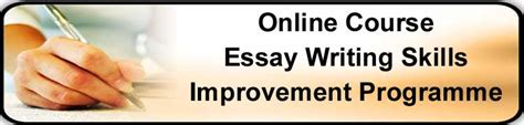 Essay Writing Course by 301 Moved Permanently