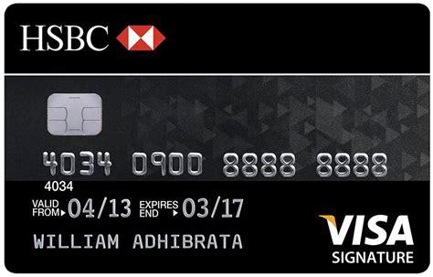 buat kartu kredit hsbc kartu kredit terbaik di indonesia 2017