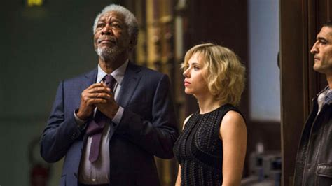 Film Lucy Morgan Freeman | lucy review the mind boggles craveonline