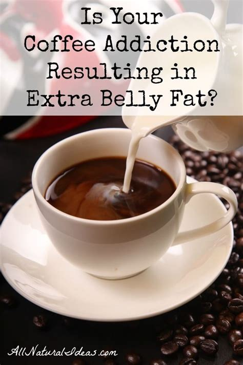 Caffeine Detox Fatigue by Did You That Coffee Caffeine Belly And
