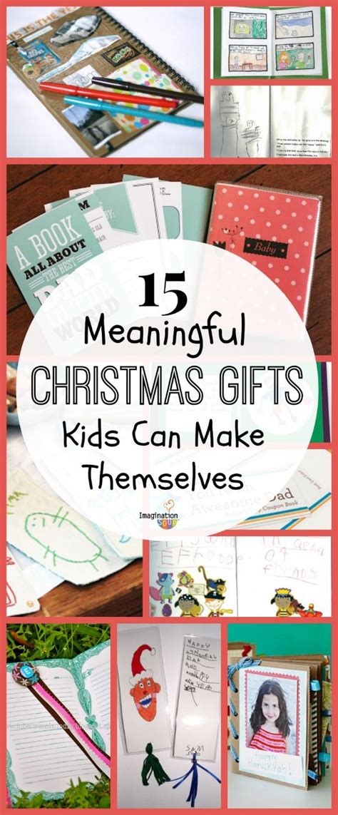 15 meaningful homemade gifts kids can make homemade