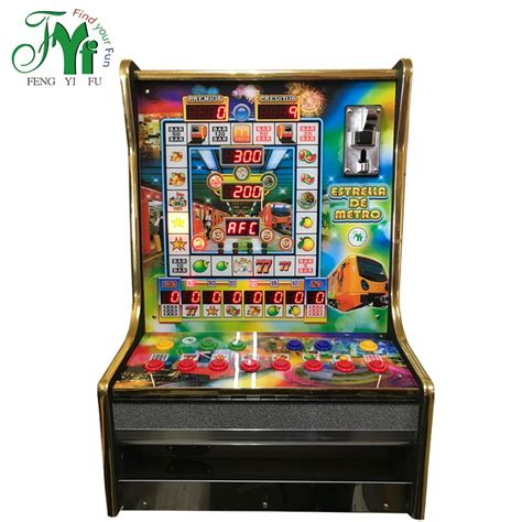 Fruit Roi 777 Mario Jeu Machine Kit Tragamoneda Mario Jeu