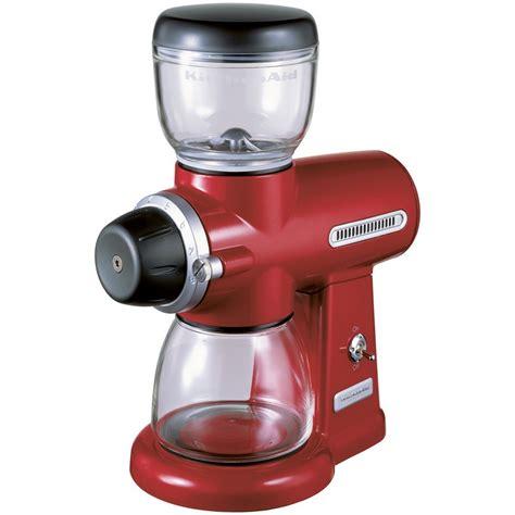 Kitchen Aid Grinder by Kitchenaid Coffee Grinder Us Machine