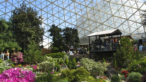 Milwaukee Gardens by Milwaukee S Mitchell Park Domes Are Threatened The