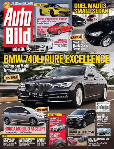 Auto Bid by Auto Bild Magazine Ed 334 February 2016 Scoop