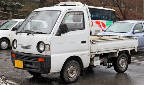 Suzuki Carrier File Suzuki Carry 1005 Jpg Wikimedia Commons