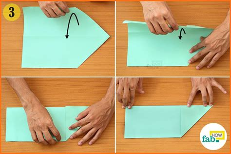 Fold The Paper - how to make a paper airplane that flies far fab how