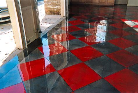 Epoxy Paint For Garage Floor by Epoxy Floor Coatings