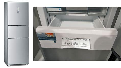this fridge s vacuum sealed drawer puts fresh food into
