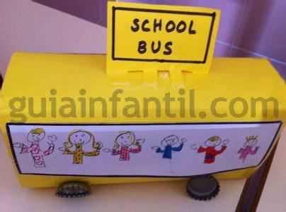 medios de comunicacion hecho con material reciclado manualidades infantiles de reciclaje medios de transporte