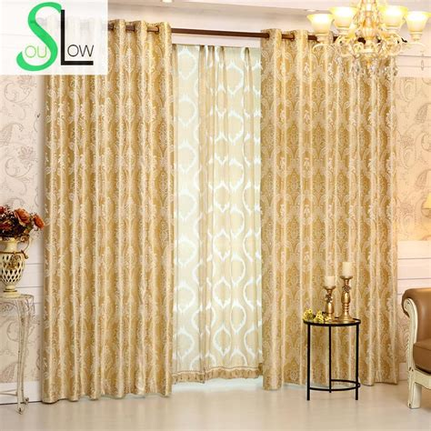 romantic curtains and drapes romantic jacquard curtain cloth curtains and tulle modern