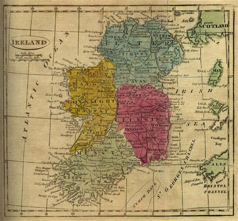 Ireland Birth Records 1800s Ireland S History In Maps History Geography And Genealogy