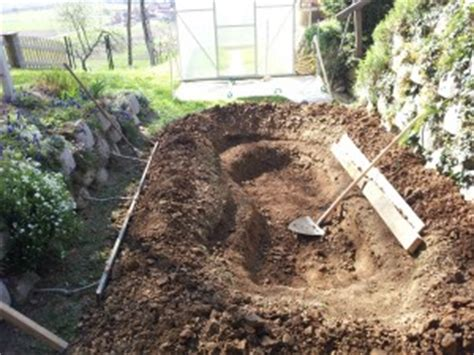 digging a backyard pond how to build a pond info turtle