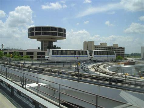 Houston George Bush Intercontinental Airport Iah | houston george bush intercontinental airport people mover