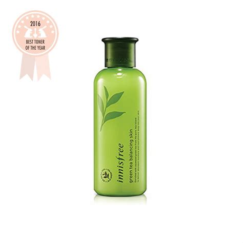 Toner Viva Green Tea Innisfree Green Tea Balancing Toner