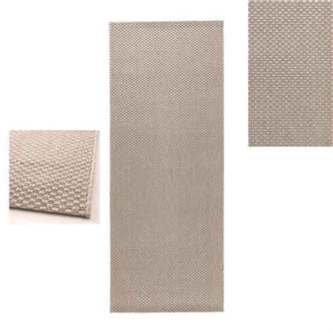 Ikea Runner Rugs | ikea morum indoor outdoor area rug runner carpet beige