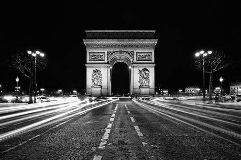 Black Arc L by Arc De Triomphe 4k Ultra Hd Fond D 233 Cran And Arri 232 Re Plan