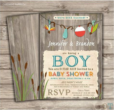 Fishing Baby Shower best 25 fishing baby showers ideas on baby