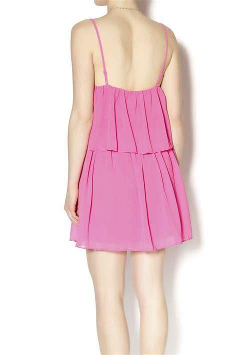 Layered Ruffle Dress xtaren ruffle layered dress from kentucky by zella