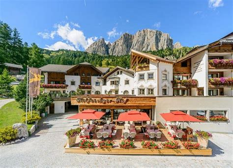 ghiaia di colfosco spa ristorante kolfuschgerhof colfosco alta badia