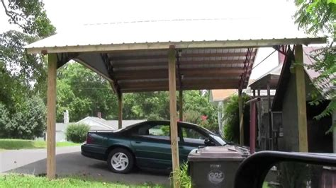 24x24 Carport Steel Trusses Carport And Barn Kits