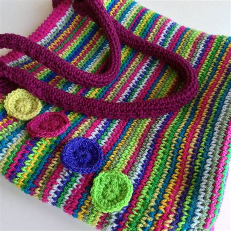 crochet bag with handles pattern super stylish crochet bag handles crafternoon treats