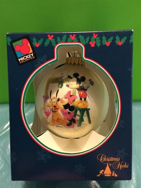 mickeyunlimited electric christmas decorations 1000 images about disney ornaments on disney