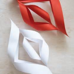 How To Make Paper Christmas Decorations At Home by Stair Drops How To Make Christmas Decorations