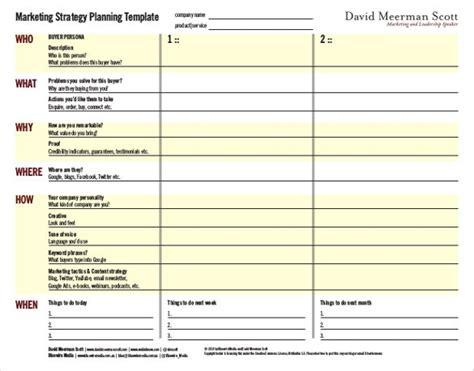 Strategic Marketing Plan Template Channel See Sweet Xlsx Runnerswebsite Traditional Marketing Plan Template