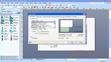 visio page setup how to use ms visio page setup wingslive