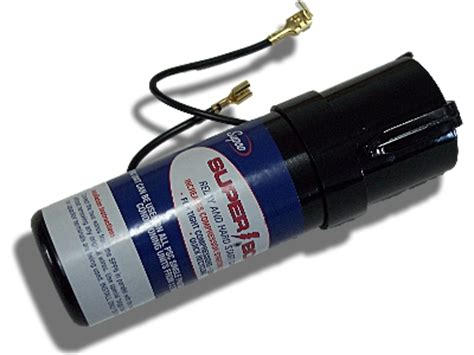 start capacitor supco supco spp6 compressor start booster capacitor